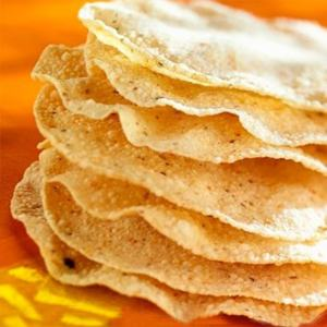 Fried Papad