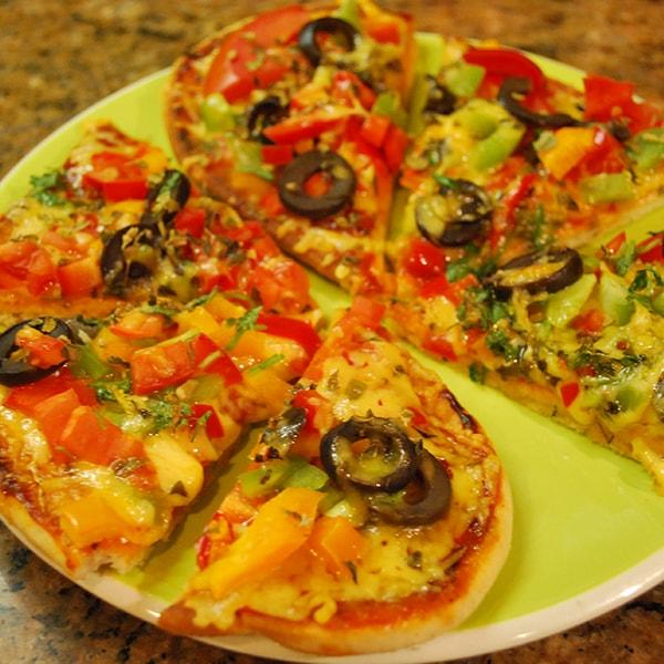 Jain Pizza