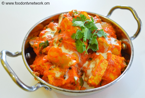 Restaurant Style Kadai Paneer Video Recipe.