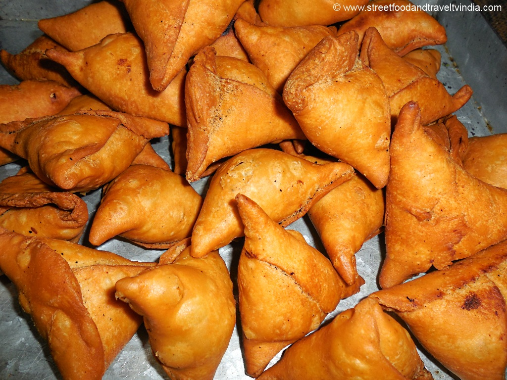 Samosa Indian Fast Food.