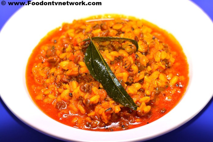 Home Made Moong Dal Recipe.