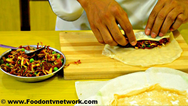 How to Make Spring Roll Recipe.