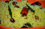 Lemon Rice Recipe. Easy Rice Recipe. Indian Rice Recipes. Indian Vegetarian Rice Recipe.