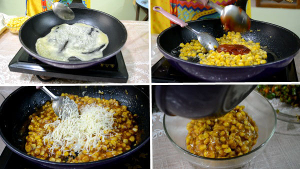 Cheese Corn Cutlet Recipe. Healthy Cutlet Recipe. Cheesy Corn Cutlet Recipe.