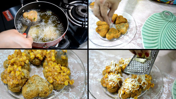 Cheese Corn Cutlet Recipe. Cheese Corn Cutlet Recipe Indian. Quick Cheese Corn Cutlet Recipe.