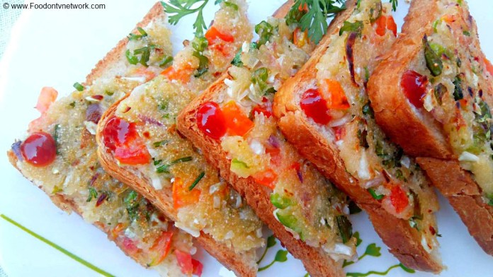 Rava Toast Recipe. Rawa Toast Recipe. Semolina Toast Recipe. Indian Toast Recipe. Indian Snacks Recipe.