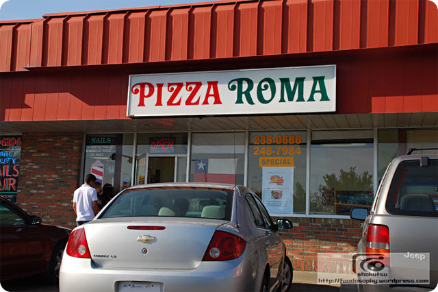 Empanada Queen in Pizza Roma - Calgary, AB (1/6)