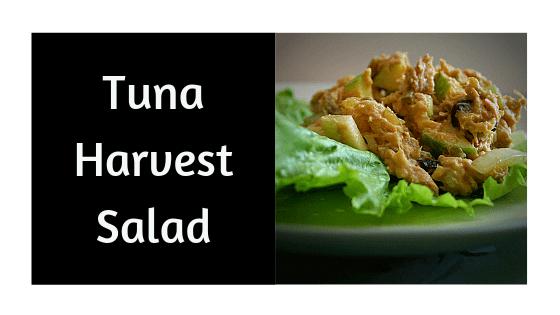 Tuna Harvest Salad