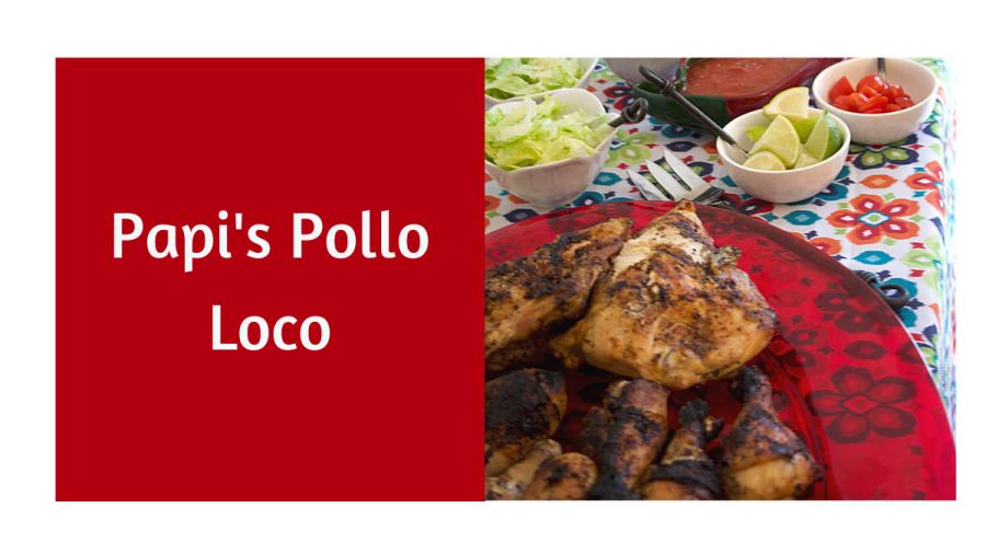Papi's Pollo Loco