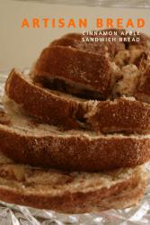 Cinnamon Apple Sandwich Bread