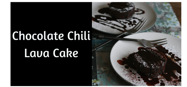 Chocolate Chili Lava Cake