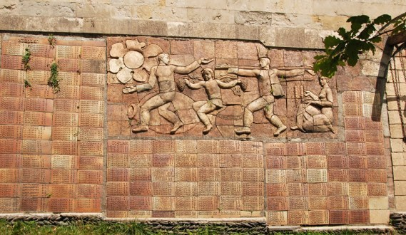 Sighnaghi - Soviet Relief