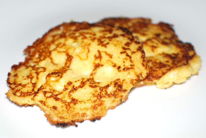 Georgian Food - Chvishtari