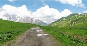 Svaneti - Zagar Pass