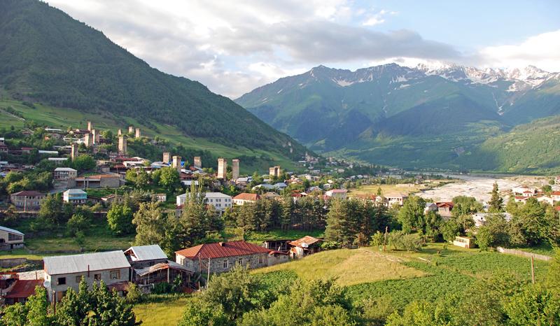 Svaneti - Mestia