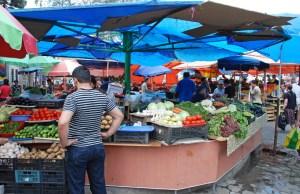 Tbilisi - Central Market - Produce