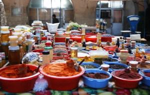 Armenia - Yerevan Market - Spices