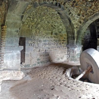 Tatev Monastery - Oil Press