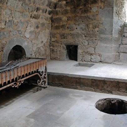 Tatev Monastery - Kitchen