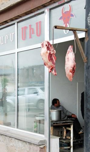 Martuni - Butcher's