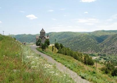 Road to Stepanakert
