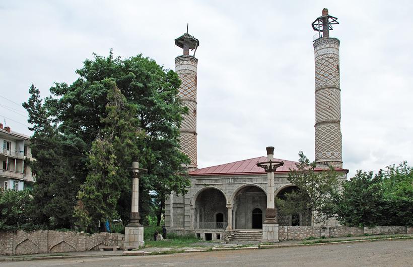 Shushi - Mosque