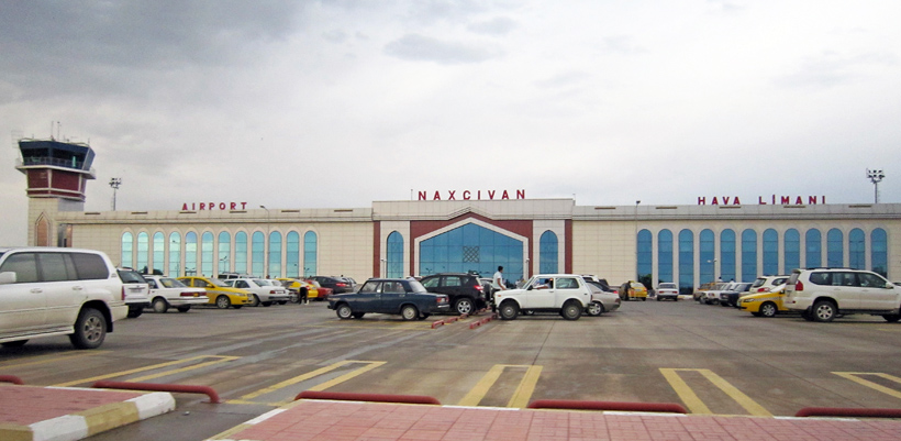 Nakhchivan Airport