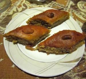 Azerbaijan - Baku - Karavansara Restaurant