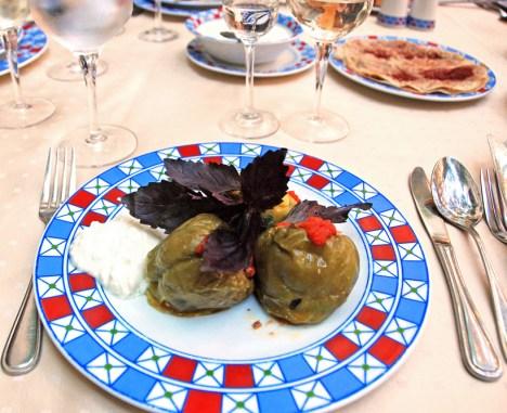 Azerbaijan - Baku - Mugam Club Restaurant