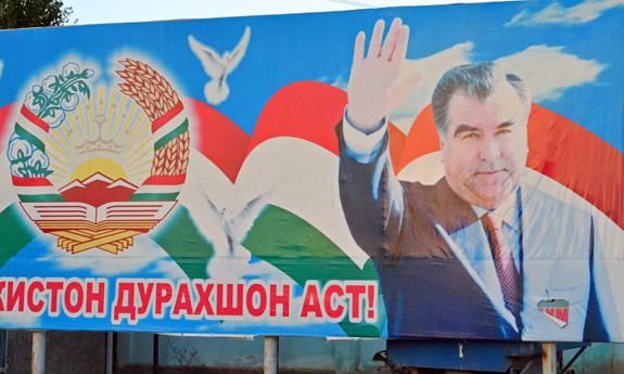 Tajikistan - Rahmon
