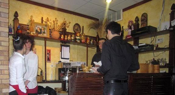 Brighton Beach - Café Glechik