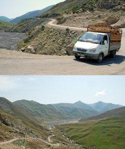 Azerbaijan Travel - Road to Xinaliq