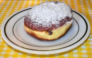 Czech Cuisine - Bohemian Hall - Donut