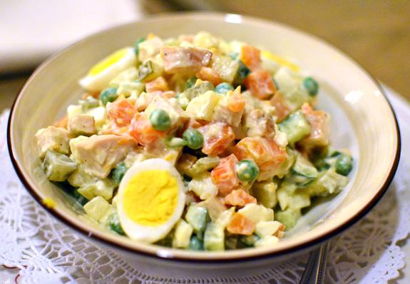 Mari Vanna - Salad Olivier