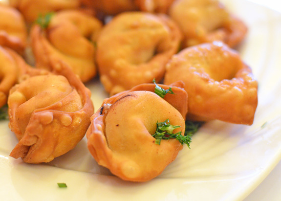 #1 Uzbek Palace - Crispy Dumplings