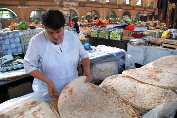 Yerevan - Central Market
