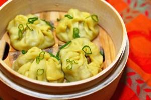 Buuzy, Buryat Meat Dumplings