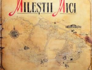 Milestii Mici Winery - Map