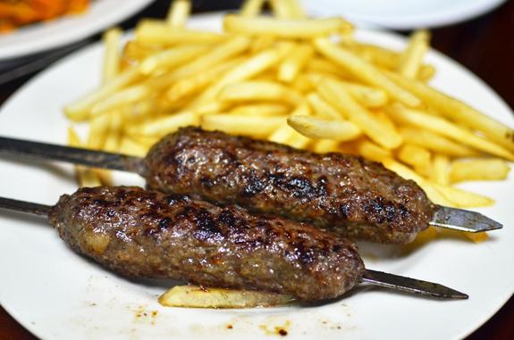Uzbek Restaurant - Taam Tov - Lyulya-Kebab