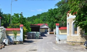 Moldova - Branesti Winery