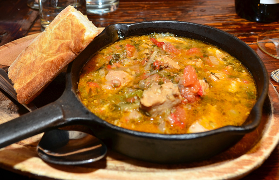 Georgian Cuisine - Oda House - Chashushuli