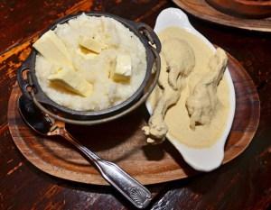 Georgian Cuisine - Oda House - Satsivi