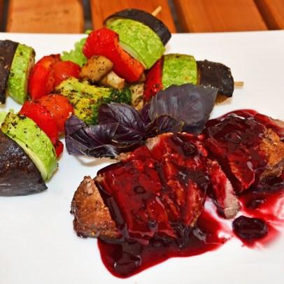 Moldovan Food - Restaurant Pani Pit - Goose Breast