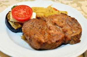 Cricova Winery - Lunch - Steak