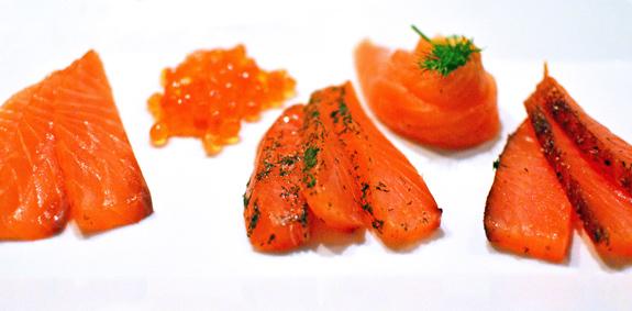 Petrossian - Salmon