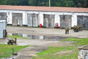 Transnistria - Bendery - Tighina Fortress - Military Base
