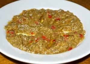 Uzbek Cuisine - Kebeer - Bujjann