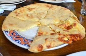 Uzbek Cuisine - Kebeer - Khachapuri