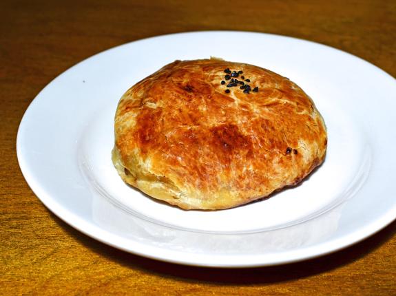 Uzbek Cuisine - Kebeer - Samsa