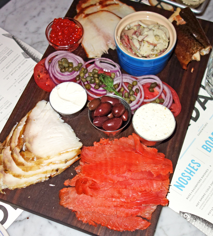 Russ & Daughters Café - Anne Platter